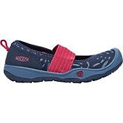 KEEN Girls' Moxie Gore Flat Casual Shoes.