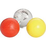 CCM Sniper's Edge Ice Stickhandling Hockey Ball Set – 3 Pack