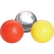 CCM Sniper's Edge Muscle Stickhandling Hockey Ball Set – 3 Pack