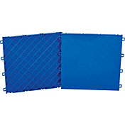 CCM Sniper's Edge Slick Blue Line Hockey Tiles – 10 Pack