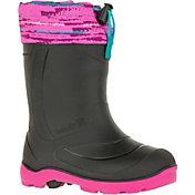 Kamik Kids' Snobuster 2 Insulated Waterproof Winter Boots