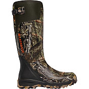 LaCrosse Men's Alphaburly Pro 18'' Rubber Hunting Boots