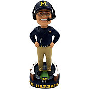 Forever Collectibles Michigan Wolverines Jim Harbaugh Bobblehead