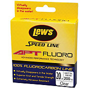 Lew's APT Speed Line Fluorocarbon Fishing Line