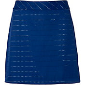Lady Hagen Women's Calypso Perforated Overlay Golf Skort