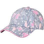 Lady Hagen Women's Serenity Collection Floral Print Golf Hat