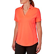 Lady Hagen Women's New Essentials Golf Polo - Extended Sizes