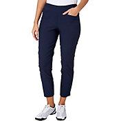 Lady Hagen Women's Easy Shaper Pull On Golf Ankle Pants
