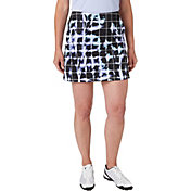 Lady Hagen Women's Vintage Collection Printed Floral Golf Skort