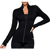 Lorna Jane Women's Action Seamless Zip Through Jacket