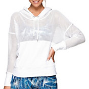 Lorna Jane Women's Feel the Beat Cropped Hoodie