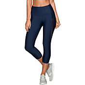 Lorna Jane Women's Exertion Core 7/8 Tights