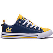 Skicks Cal Golden Bears Low Top Sneaker