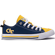 Skicks Georgia Tech Yellow Jackets Low Top Sneaker