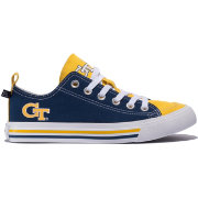 Skicks Georgia Tech Yellow Jackets Low Top Sneaker