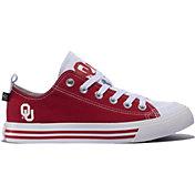 Skicks Oklahoma Sooners Low Top Sneaker