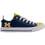Michigan Wolverines Shoes