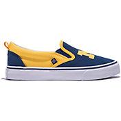 Skicks Michigan Wolverines Slip-On Sneaker