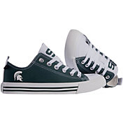 Skicks Michigan State Spartans Low Top Sneaker
