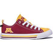 Skicks Minnesota Golden Gophers Low Top Sneaker
