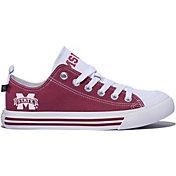 Skicks Mississippi State Bulldogs Low Top Sneaker