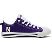 Skicks Northwestern Wildcats Low Top Sneaker