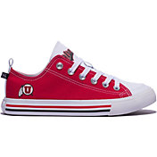 Skicks Utah Utes Low Top Sneaker