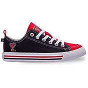 Skicks Texas Tech Red Raiders Low Top Sneaker