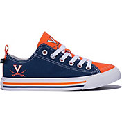 Skicks Virginia Cavaliers Low Top Sneaker