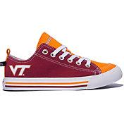 Skicks Virginia Tech Hokies Low Top Sneaker