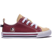 Skicks Florida State Seminoles Youth Low Top Sneaker