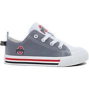 Skicks Ohio State Buckeyes Youth Low Top Sneaker
