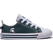 Skicks Michigan State Spartans Youth Low Top Sneaker
