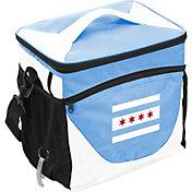 Logo Chicago Flag 24 Can Cooler Bag
