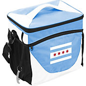 Logo Chicago Flag 24 Can Cooler Bag