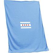 Logo Chicago Flag Sweatshirt Blanket
