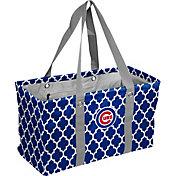 Chicago Cubs Quatrefoil Picnic Caddy