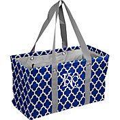 Kansas City Royals Quatrefoil Picnic Caddy
