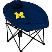 Michigan Wolverines Squad Chair