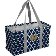 Notre Dame Fighting Irish Quatrefoil Picnic Caddy