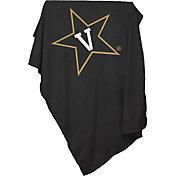 Vanderbilt Commodores Sweatshirt Blanket