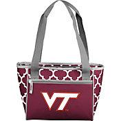 Virginia Tech Hokies 16 Can Cooler