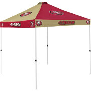 San Francisco 49ers Checkerboard Tent