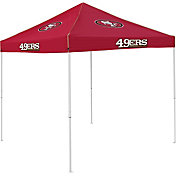 San Francisco 49ers 9 x 9 Colored Tent