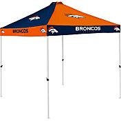 Denver Broncos Checkerboard Tent