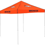 Denver Broncos 9 x 9 Colored Tent