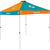Miami Dolphins Checkerboard Tent