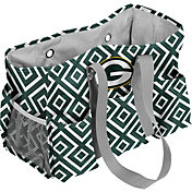 Green Bay Packers Quatrefoil Junior Caddy