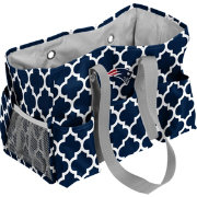 New England Patriots Quatrefoil Junior Caddy