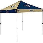 Los Angeles Rams Checkerboard Tent